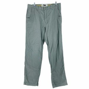 Mountain Khakis Mens Heavy Cotton Canvas Pants 36